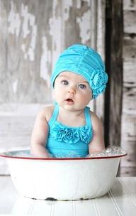 baby turcoise